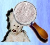 l'ours en mohair : Lutin