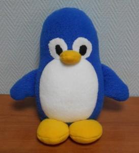 Pingouin en polaire